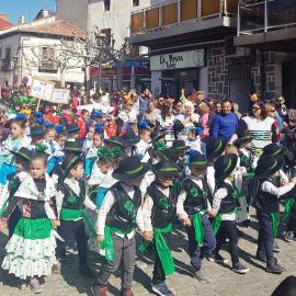 Cebreros ya ha comenzado su Carnaval
