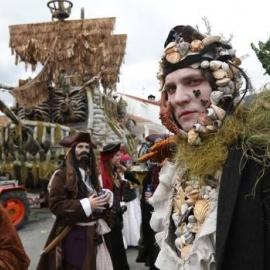 El Carnaval de Cebreros, declarada Fiesta de Interés Turístico Nacional