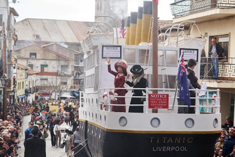 El Carnaval de Cebreros declarado de Interés Turístico Nacional