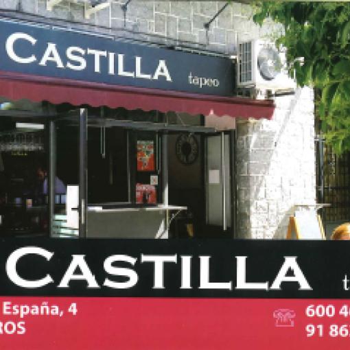 Bar Castilla Tapeo