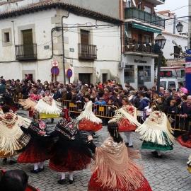 El pueblo de Ávila que sorteó la prohibición del Carnaval