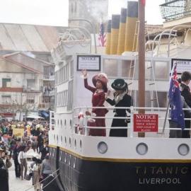 Ávila cierra su Carnaval con un gran Desfile Provincial en Cebreros